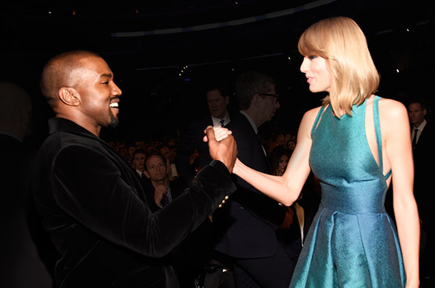 An Open Letter To Taylor Swift And Kanye West