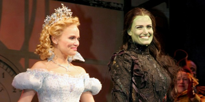 Former 'Wicked' Co-Stars, Idina Menzel and Kristin Chenoweth Are Dropping Albums on the Same Day!