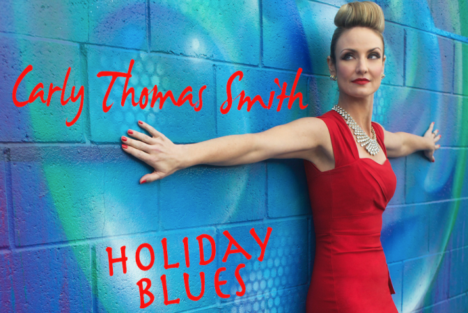 "Carly Thomas Smith Shines On ""Holiday Blues"" – Listen"