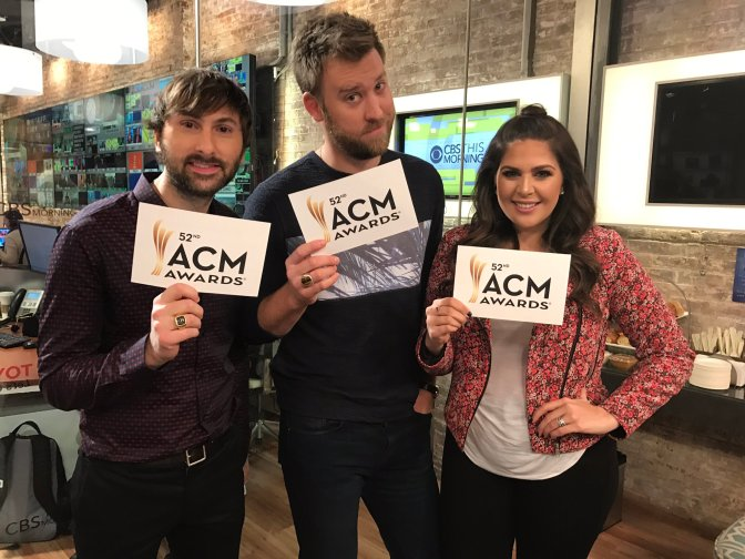 Lady Antebellum Announced The 52nd Annual ACM Awards Nominations Announced! Keith Urban + Miranda Lambert Lead the Way!