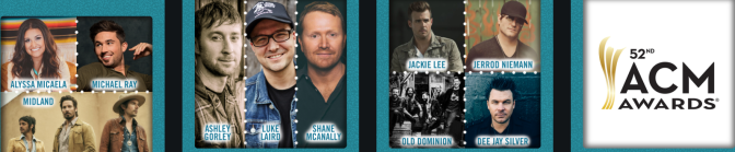 Additional Events & Superstar Announced For ACM Party For A Cause!