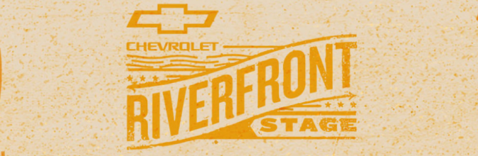 CMA FEST: CHEVROLET RIVERFRONT STAGE PERFORMERS ANNOUNCED!